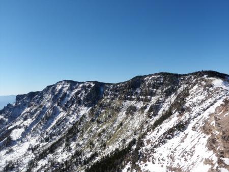 151209黒斑山~仙人岳 (41)s
