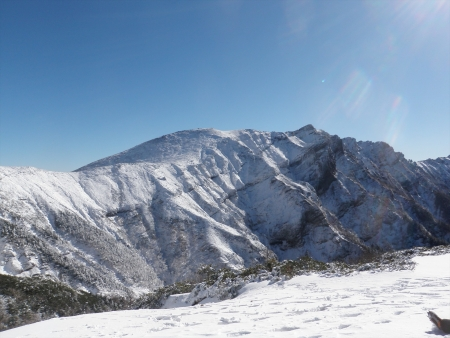 151220峰の松目~硫黄岳 (36)s
