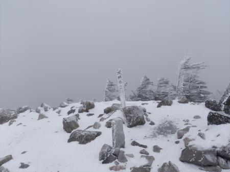 160107北横岳 (8)s