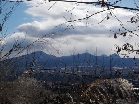 160116虚空蔵山~後山(川場村) (5)s