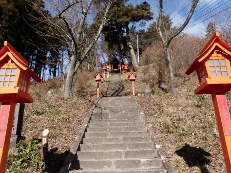 160116虚空蔵山~後山(川場村) (6)s