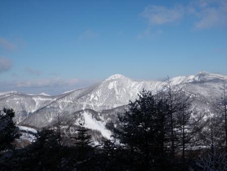 160302黒斑山~仙人岳 (2)s