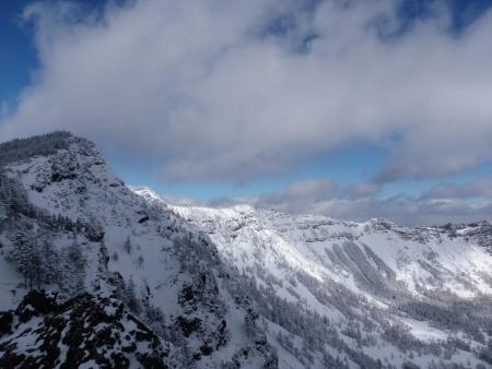 160302黒斑山~仙人岳 (14)s