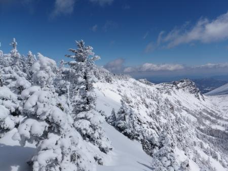 160302黒斑山~仙人岳 (18)s