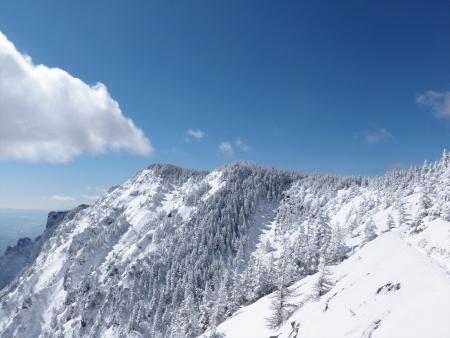 160302黒斑山~仙人岳 (20)s
