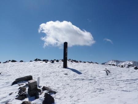 160302黒斑山~仙人岳 (27)s