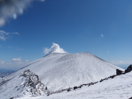 160302黒斑山~仙人岳 (28)s