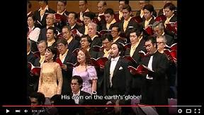 ベートーヴェン 歓喜の歌 交響曲第九番