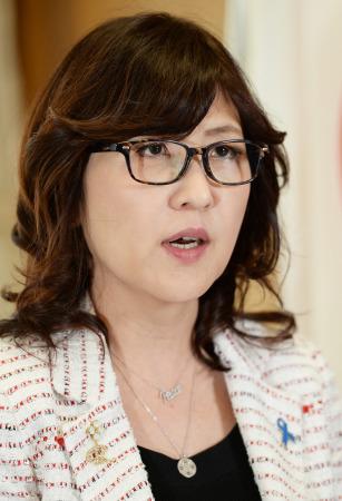 稲田朋美政調会長