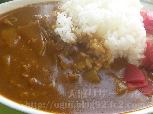千代田区役所食堂カレーライス大盛り028