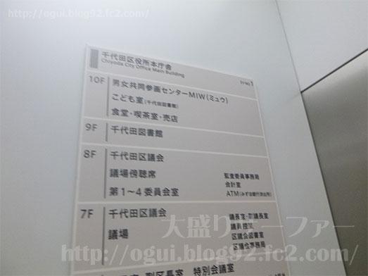 千代田区役所食堂カレーライス大盛り031