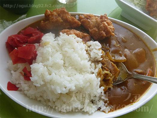 千代田区役所食堂カレーライス大盛り049