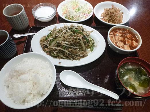嘉徳園で麻婆豆腐が食べ放題015