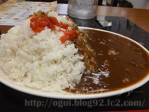代々木きぬちゃん食堂デカ盛りカレーライス1kg016