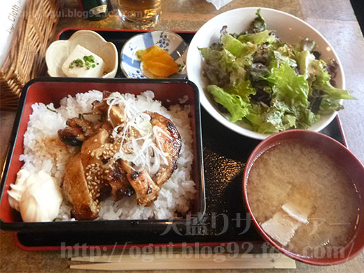 串焼きもんじろう渋谷でランチ013