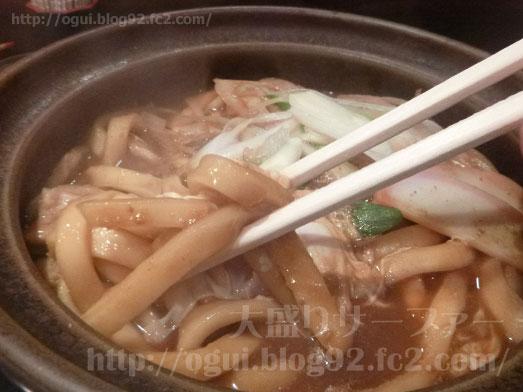 味噌煮込罠のランチご飯おかわり自由017