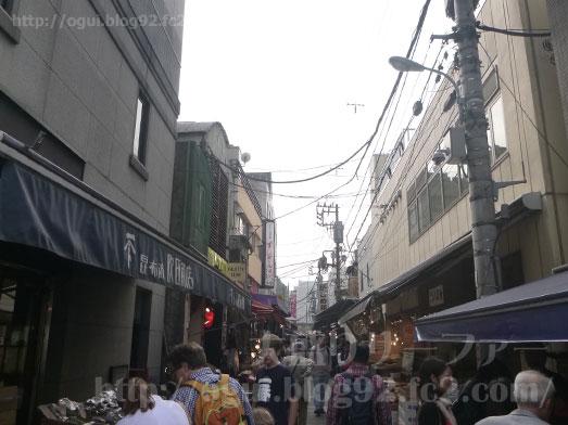 築地の中栄でインドカレー特盛り006