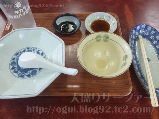 江戸川区のオクタン餃子でランチ028