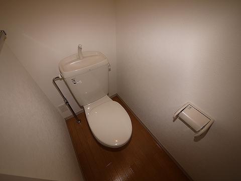 三恵ハイム106トイレ