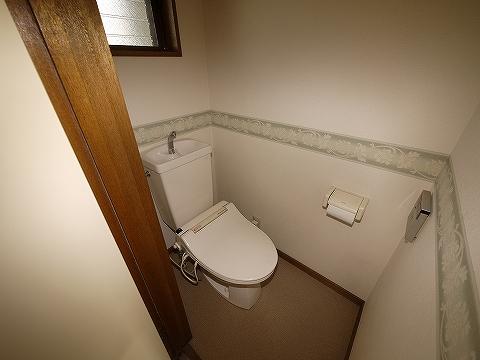 プラムコートCトイレ
