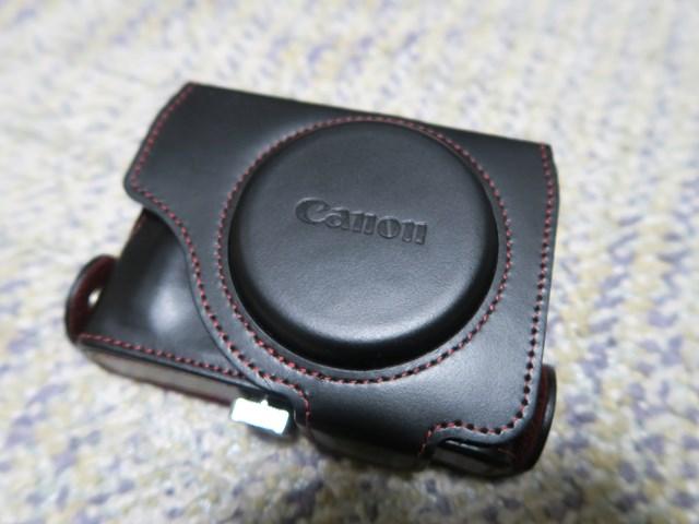 canon純正カメラケース(G7X,G9X) (4)