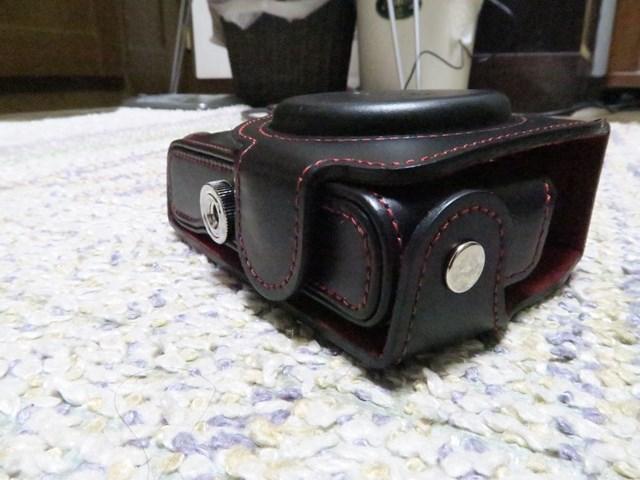canon純正カメラケース(G7X,G9X) (6)