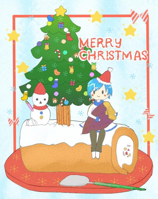 クリスマスとやき芋