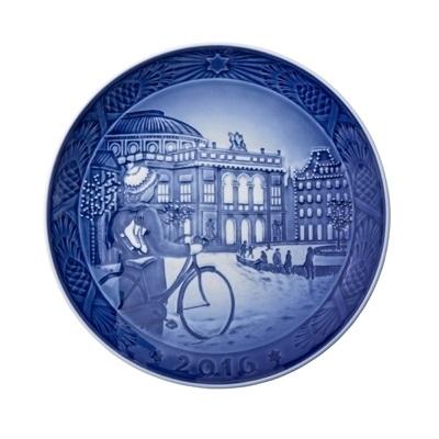 2016 ロイヤルコペンハーゲン(Royal Copenhagen) イヤープレート