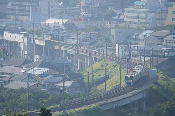 愛知環状鉄道俯瞰