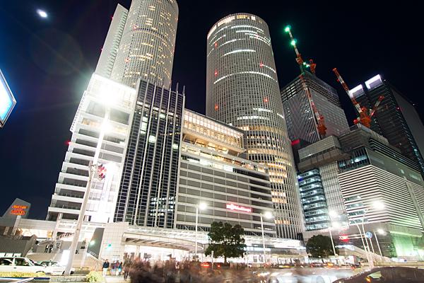 名古屋駅ロータリー