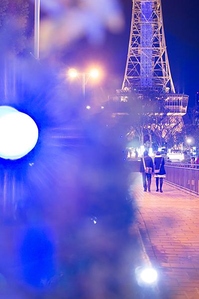 青色LEDとふたり