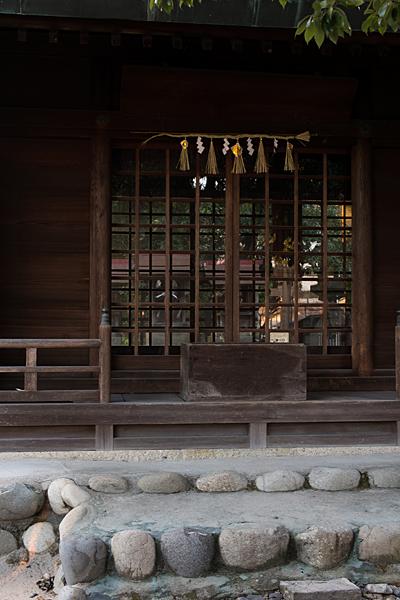 もうひとつの拝殿