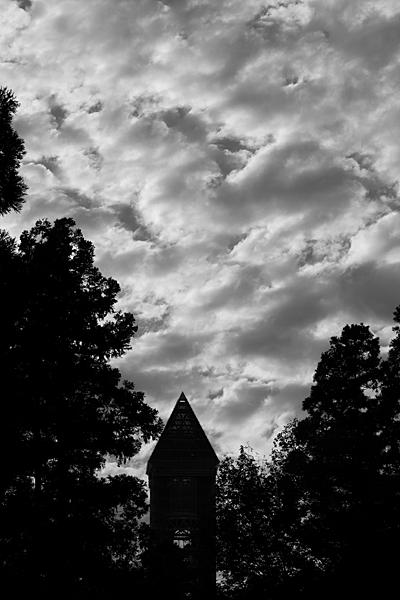 雲と東山スカイタワー