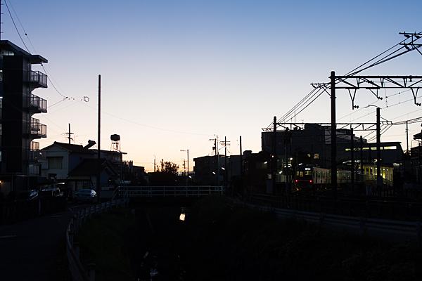 大森金城学園駅