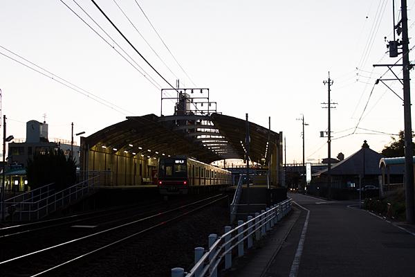 瀬戸線印場駅