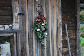 小屋2015クリスマス