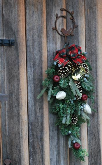 小屋2015クリスマスリース