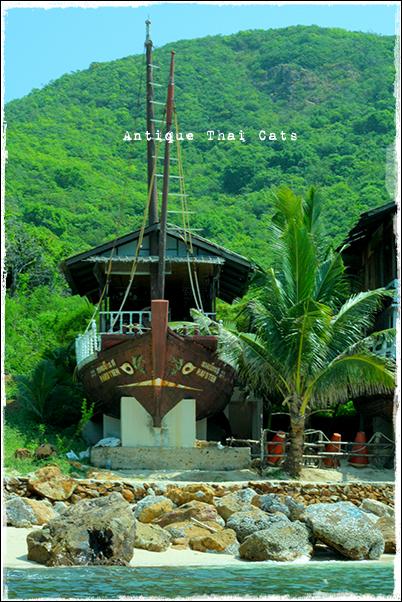 島遊び ジモティー情報 自然派ホテル ラーン島 เกาะล้าน Koh laan Island ヌアンビーチ หาดนวล Nual beach
