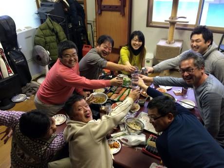 20160110 きりたんぽ鍋 (1)