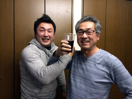 20160110 きりたんぽ鍋 (6)