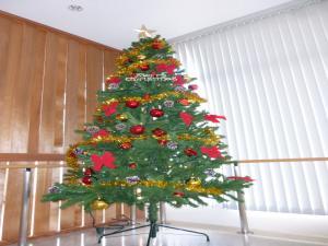 クリスマスツリー(特養)
