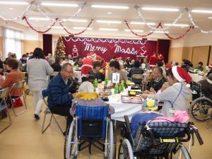 平成27年クリスマス会
