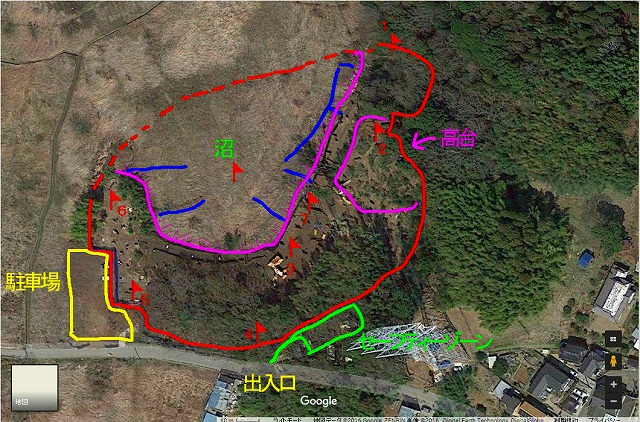 戦国MAPgoogle