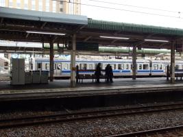 水戸線の415系1500番台が引退するそうです。