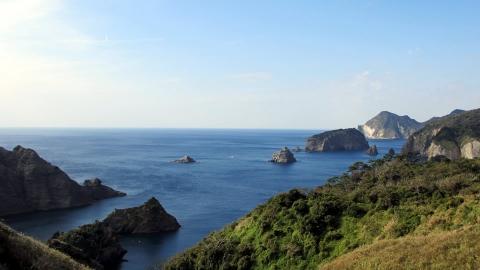奥石廊崎は素晴らしい景色を拝めて感激