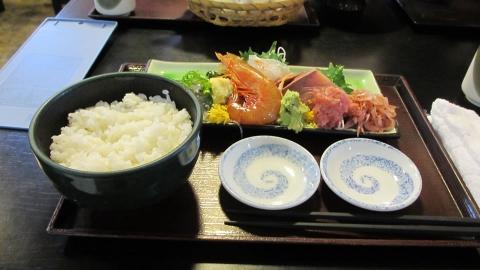 海鮮丼@1980円