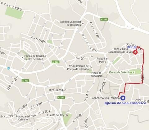 Mapa de Priego 50