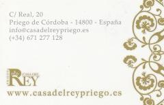 0523 tarjeta de Casa del Rey Priego 2