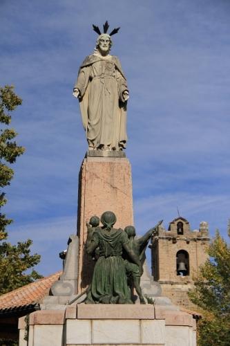 0784 Monumento Sagrado Corazon de Jesus
