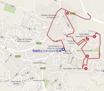 Mapa de Priego 14